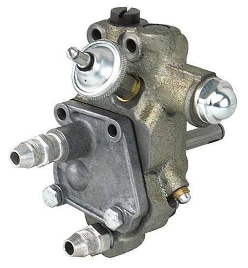 Shovel Motor Parts : Oil pump cast iron pan shovel