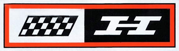 """FLH"" Oil Tank DECAL 1965 - 1969"