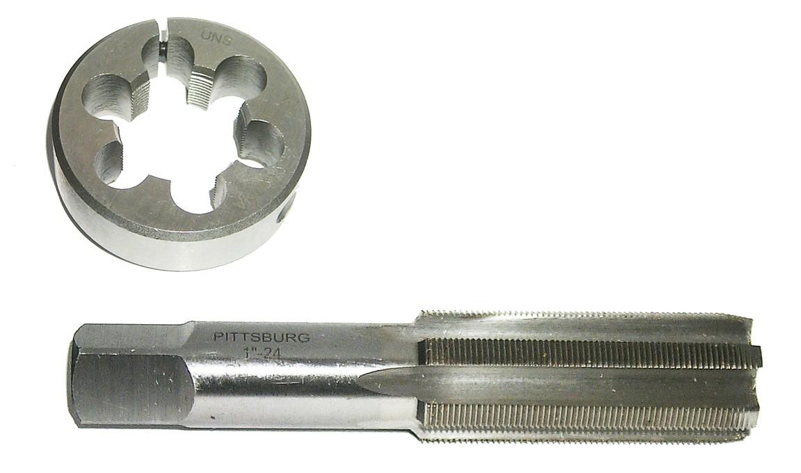 Tap Or 1 X 24 Tpi For 74 Fork Stem