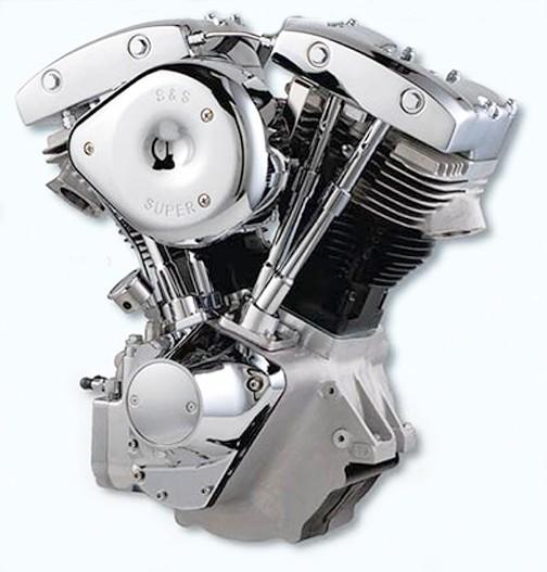 Shovel Motor Parts : Shovel quot motor for harley shovelhead